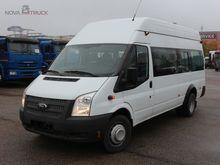 2013 FORD Transit passenger van