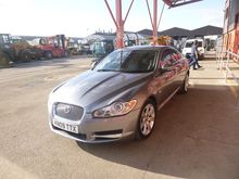 JAGUAR XF LUXURY3.0D V6 passeng