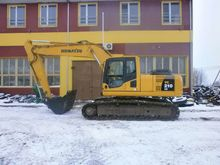 2012 KOMATSU PC210LC-8, excavat