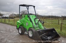 2014 AVANT 420 wheel loader
