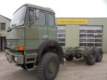 1986 IVECO 260 32 chassis truck