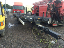 2007 KRONE container chassis tr
