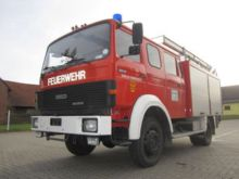 1993 IVECO 120-23 AW fire truck