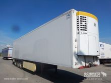 2008 LECI TRAILER Reefer Mega S