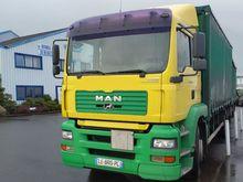 2005 MAN TGA 18.430 truck curta