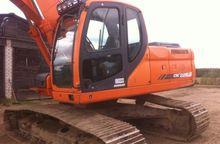 2007 DOOSAN DX225 tracked excav