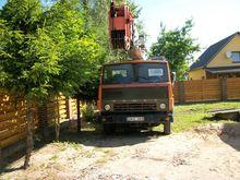 Used 1988 KAMAZ 16 t