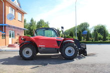 2014 MANITOU MT 835 telescopic