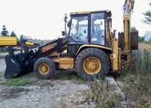 1992 ATLAS wheel excavator