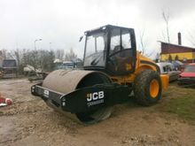 2008 JCB VM 146 single drum com