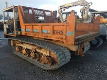 HITACHI CG45 tracked dumper
