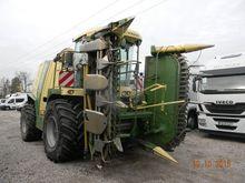 2013 KRONE Forage harvester BIG