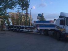 DONAT 5 Axle Lowbed Semitrailer