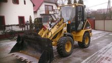 2001 CATERPILLAR 906 wheel load