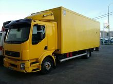 2007 VOLVO FL 280 closed box tr