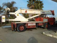RIGO RGT 16.18.1 mobile crane