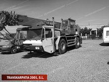 1997 LUNA AT 35/30 mobile crane