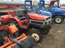 YANMAR F165 mini tractor