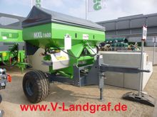 2017 UNIA MXL 1600 fertiliser s