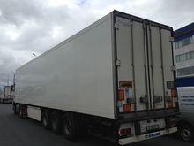 2009 KRONE refrigerated semi-tr