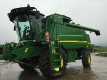 2012 JOHN DEERE T670i combine-h