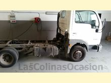 2006 NISSAN CABSTAR 35.10 chass