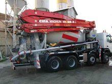 2008 CIFA Magnum 28.4 concrete