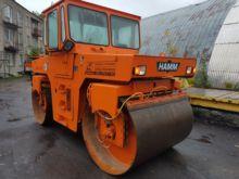 1991 HAMM DV 10.22 road roller