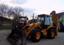 Used 2005 JCB 3CX 4C