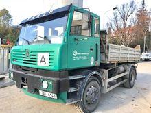 2003 Praga NTS 350 Grand dump t