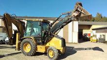 2003 CATERPILLAR 428d, excavato