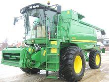 2015 JOHN DEERE W 650 combine-h