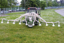 UNIA NYSA mounted sprayer