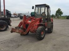 1997 ATLAS At, frontal loader w