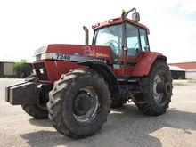 1999 CASE IH 7240 wheel tractor