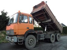 Used 1992 IVECO 6×4