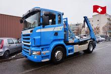 2006 SCANIA R380 skip loader tr
