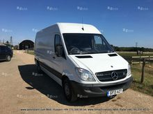 2013 MERCEDES-BENZ SPRINTER 313