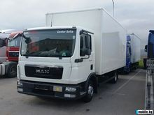 2013 MAN Tgl 8.180 closed box t