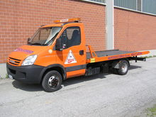 IVECO DAILY 35C12 tow truck