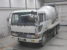 1993 MITSUBISHI FUSO concrete m