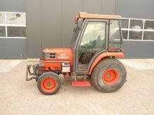 1996 KUBOTA ST 30 mini tractor
