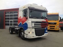 DAF XF tractor unit for parts