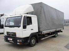 2004 MAN LE 8.140 tilt truck