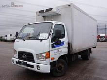 2012 HYUNDAI HD refrigerated tr