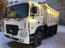 2011 HYUNDAI HD 270 dump truck