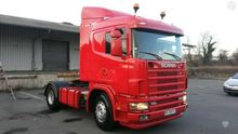 Used 2003 SCANIA 114
