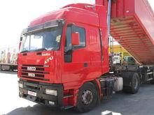 2001 IVECO EuroStar tractor uni