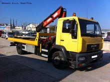 2002 MAN 14.225 L tow truck