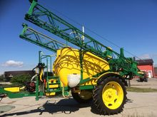 2016 MSKT trailed sprayer